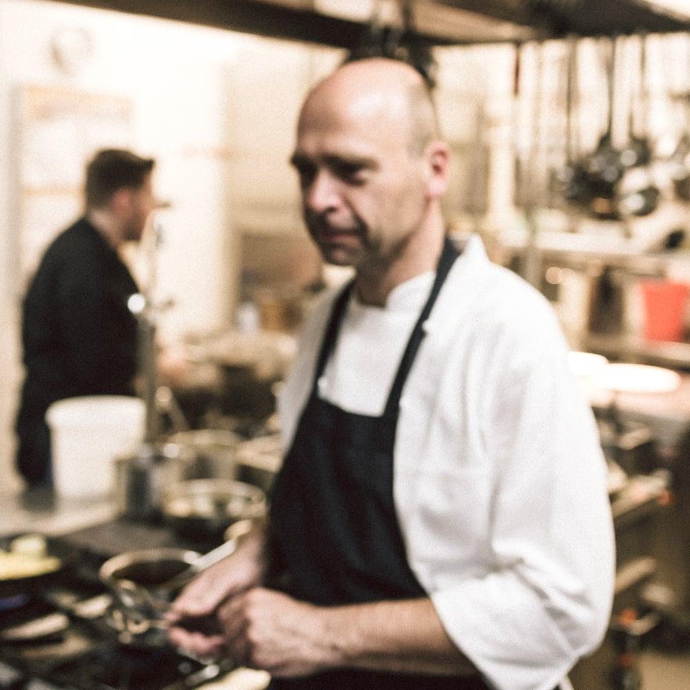 Chef du cuisin Christian Pilz, Altes Rentamt zu Schwaigern