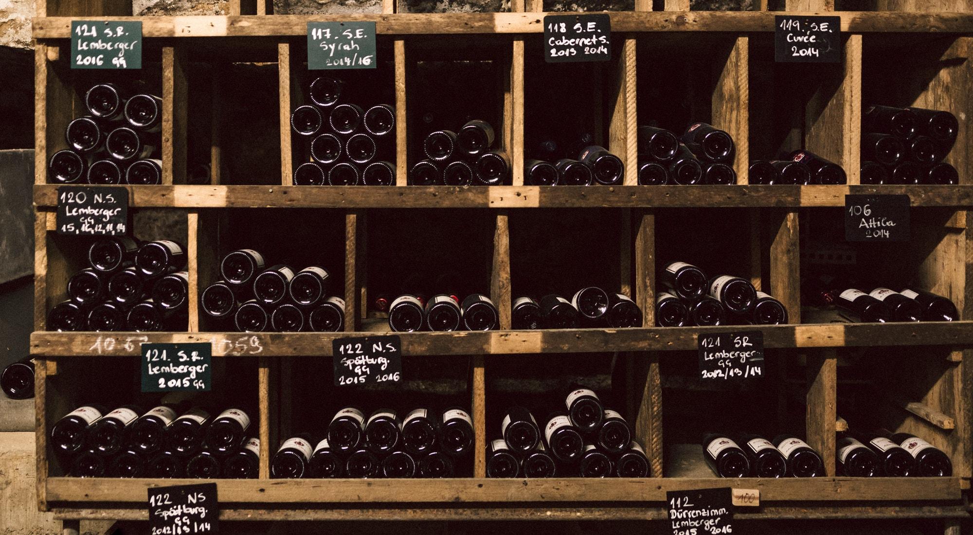 Im Weinkeller Zum Alten Rentamt, Schwaigern